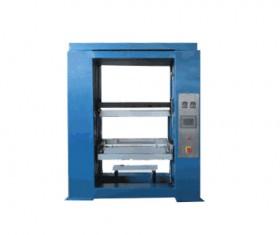 Flat screen coating machine