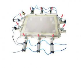 Pneumatic framing machine